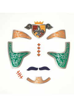 Djeco Face Stickers - Alternate List Image