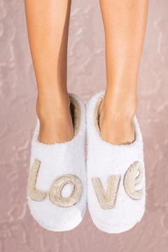 Shoptiques Product: Love Slippers