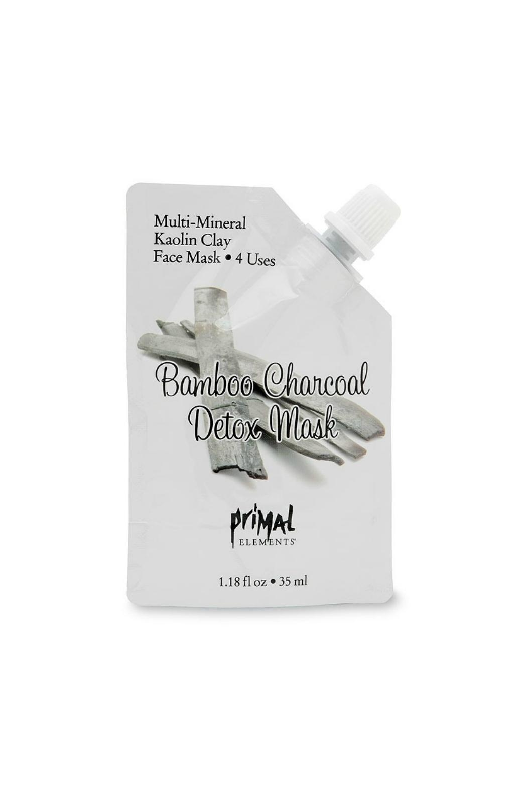 Primal Elements Facemask Bamboo Charcoal - Main Image