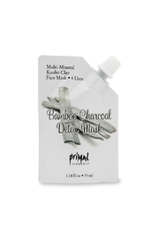 Primal Elements Facemask Bamboo Charcoal - Product Mini Image