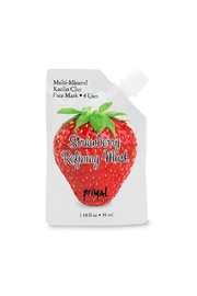Primal Elements Facemask Strawberry Refining - Product Mini Image