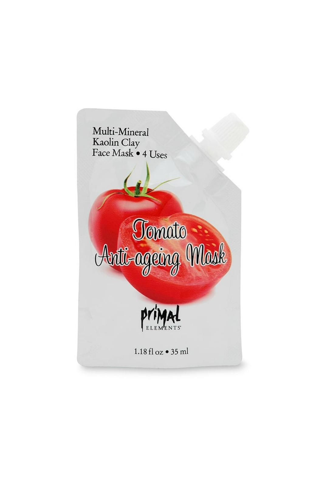 Primal Elements Facemask Tomato Antiaging - Main Image