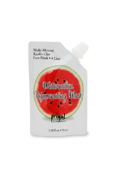 Primal Elements Facemask Watermelon Rejuvenating - Product List Image
