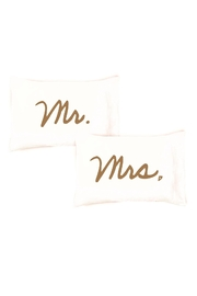 Faceplant Dreams Mr./Mrs. Pillowcase Set - Product Mini Image