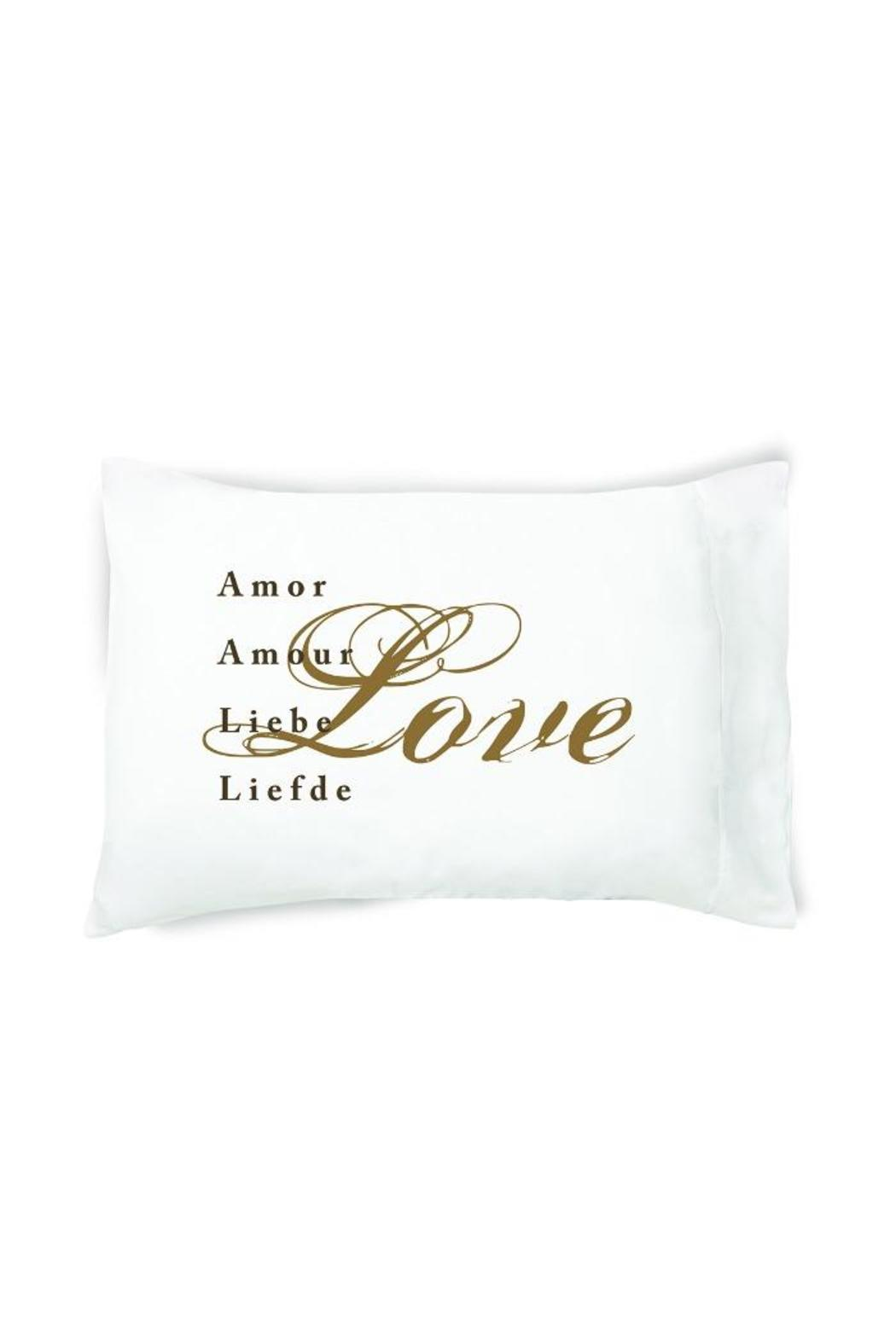 Faceplant Dreams Pillowcase Love Amour - Main Image