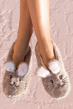 Faceplant Dreams Snuggle Bunny Footsie - Product List Image