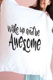 Faceplant Dreams Wake & Be Awesome - Product Mini Image