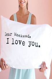 Faceplant Dreams Weekend Pillowcase - Product Mini Image