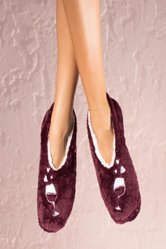 Shoptiques Product: Wine Lover Footsies