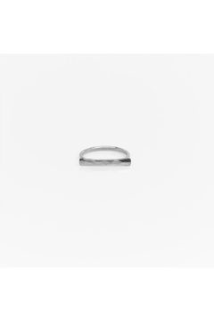 Nashelle Faceted Bar Ring - Product List Image