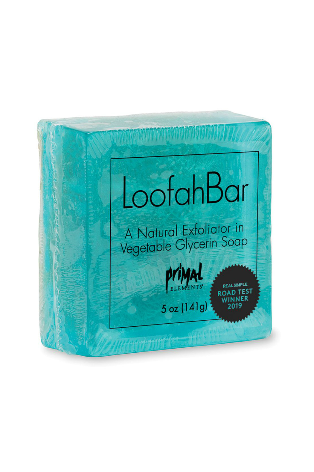 Primal Elements FACETS OF THE SEA LOOFAH BAR SOAP - Front Cropped Image