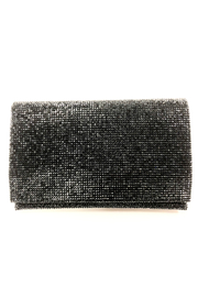 Sondra Roberts Facetted Crystals Clutch - Front cropped
