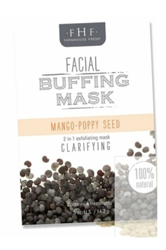 Farmhouse Fresh Facial Buffing Mask - Alternate List Image