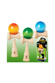 Toysmith Fade-Out Kendama - Front full body