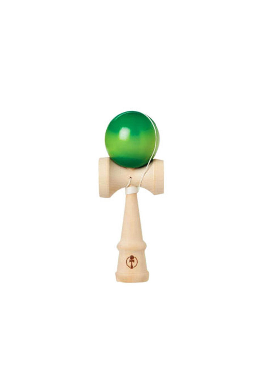Toysmith Fade-Out Kendama - Front Cropped Image