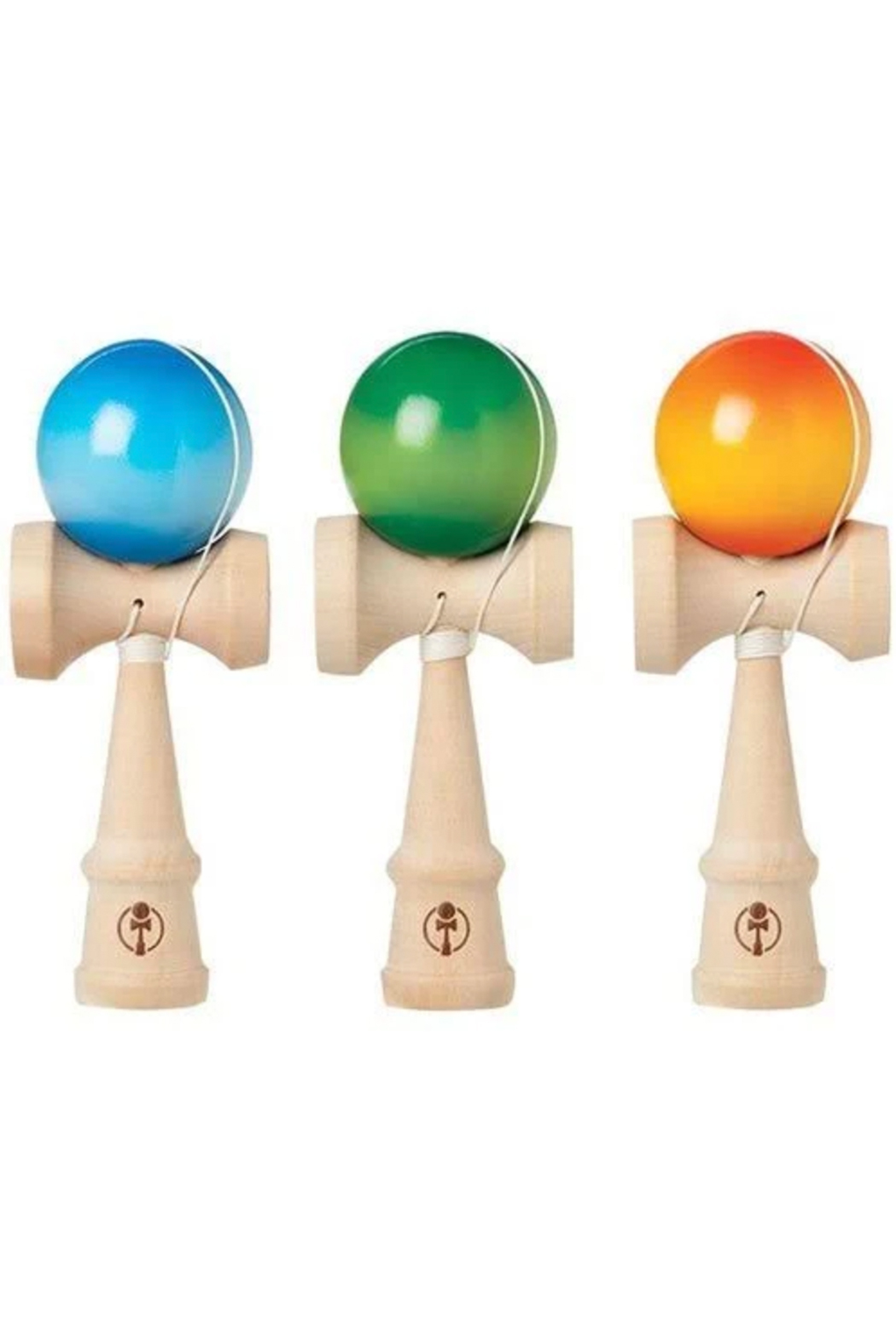 Toysmith Fade-Out Kendama - Front Full Image