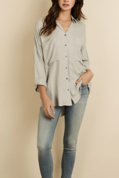 8bc170aeee1 dress forum Faded BF Button Up - Alternate List Image ...