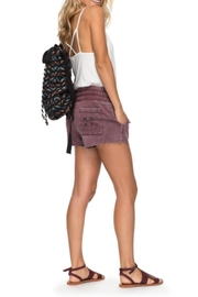 Roxy Faded Draw-String Shorts - Product Mini Image