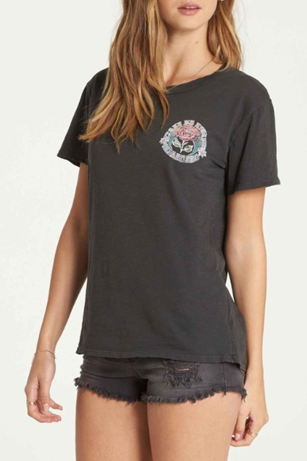 Billabong Faded Graphic Tee - Front Full Image