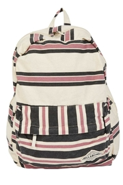 Billabong Faded Stripe Backpack - Product Mini Image