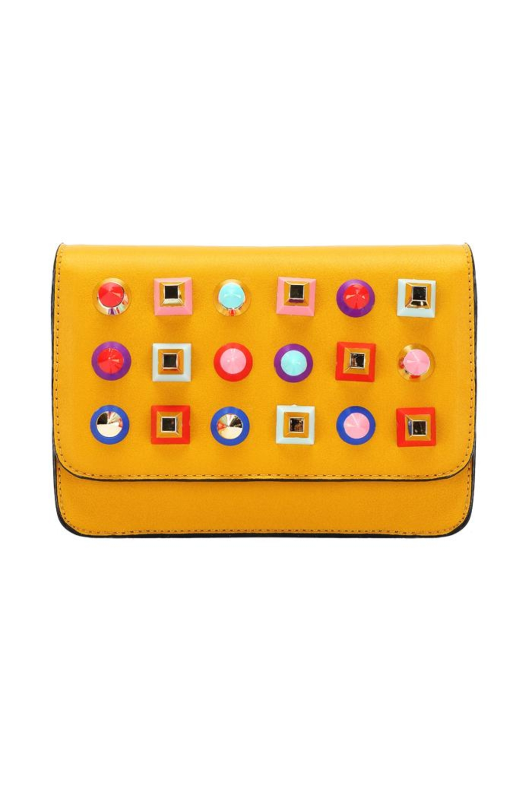 FaFa-Montreal Cara Clutch - Front Cropped Image