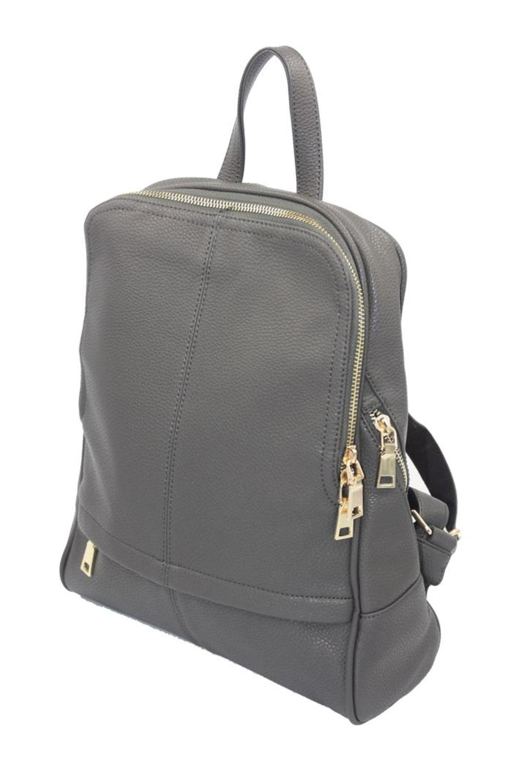FaFa-Montreal Carie-Vegan Leather Backpack from Montreal by FaFa ...
