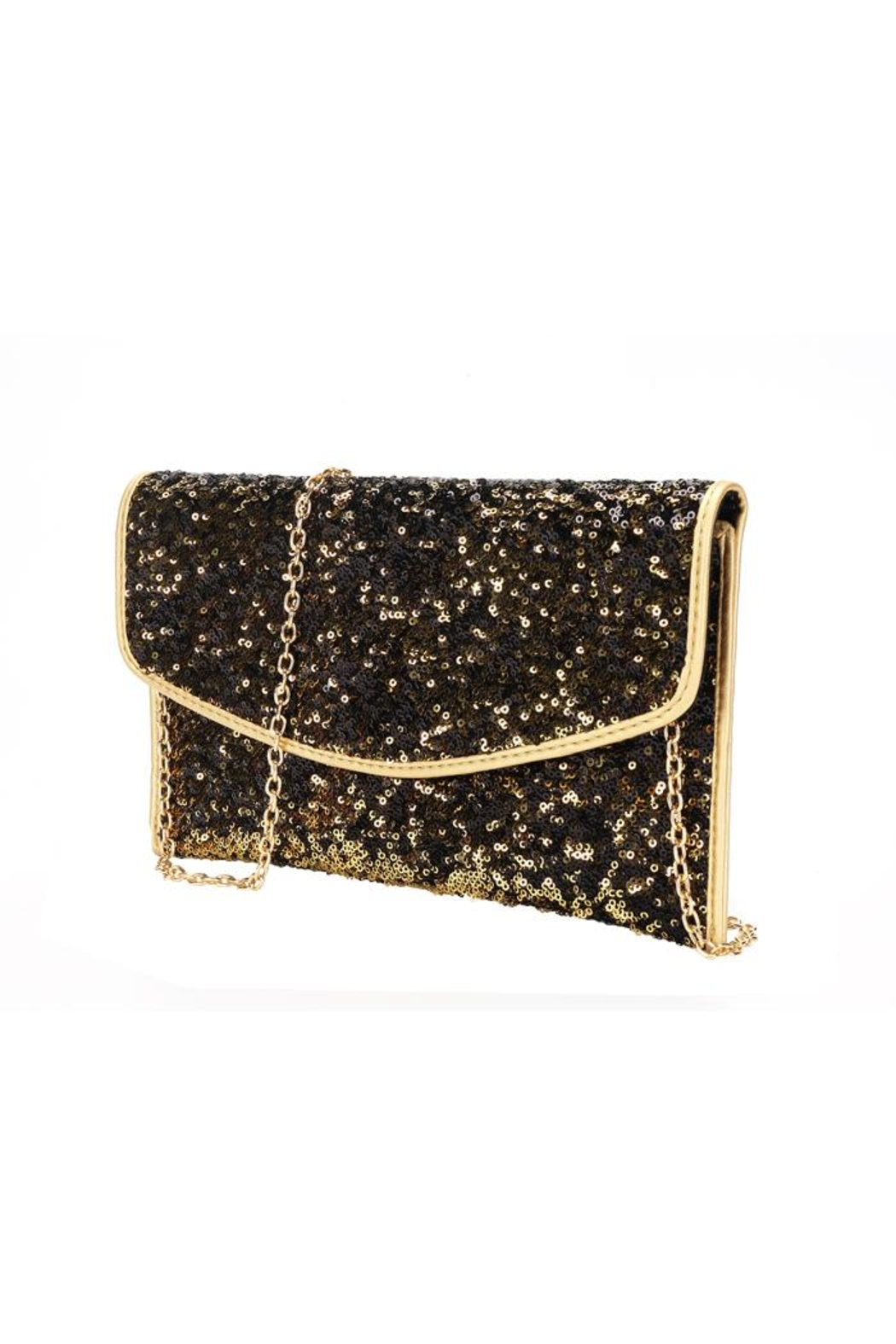 FaFa-Montreal Carrie Clutch - Front Full Image
