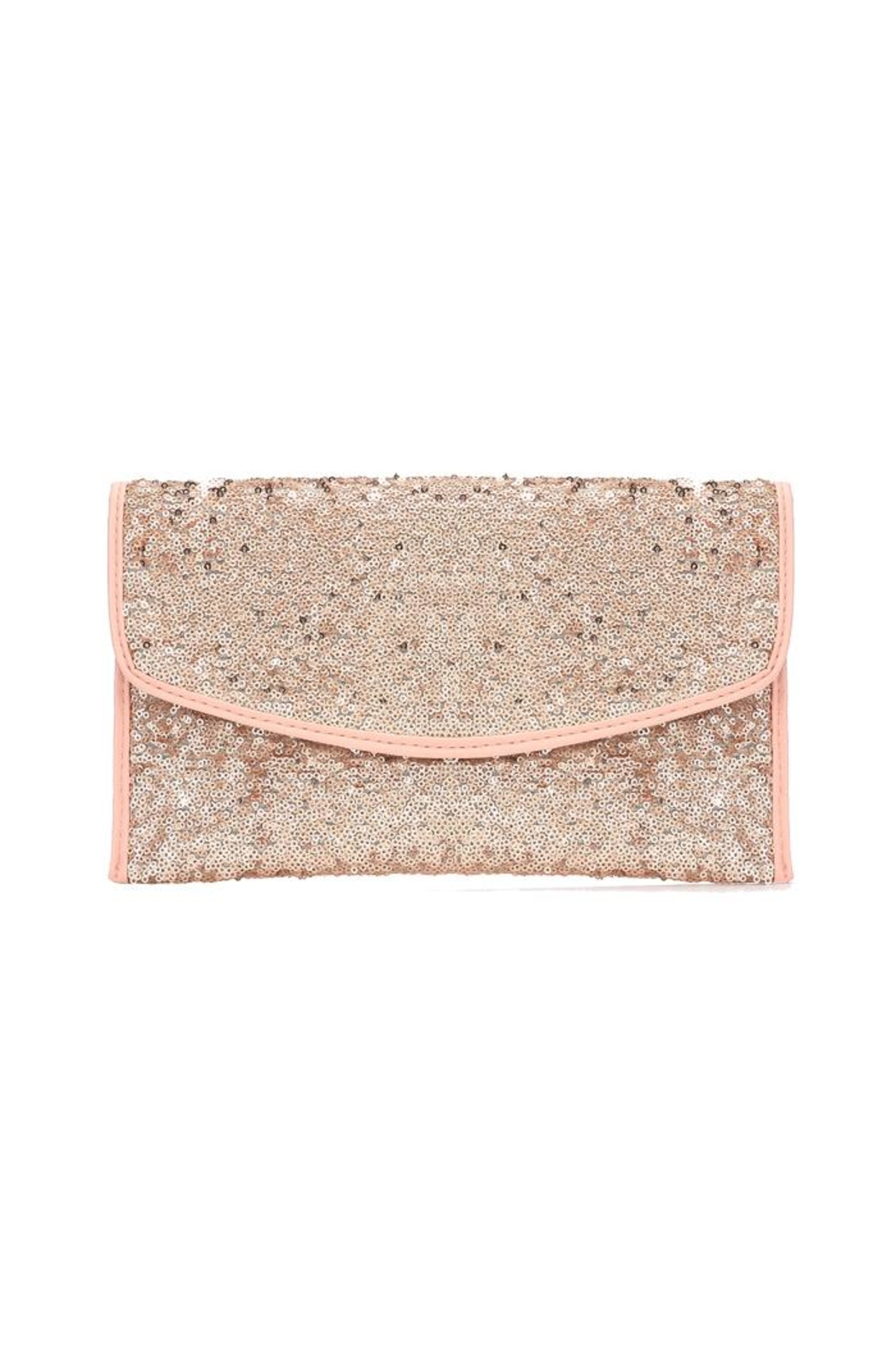 FaFa-Montreal Carrie Clutch - Front Cropped Image