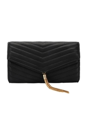 FaFa-Montreal Celine Clutch - Front cropped