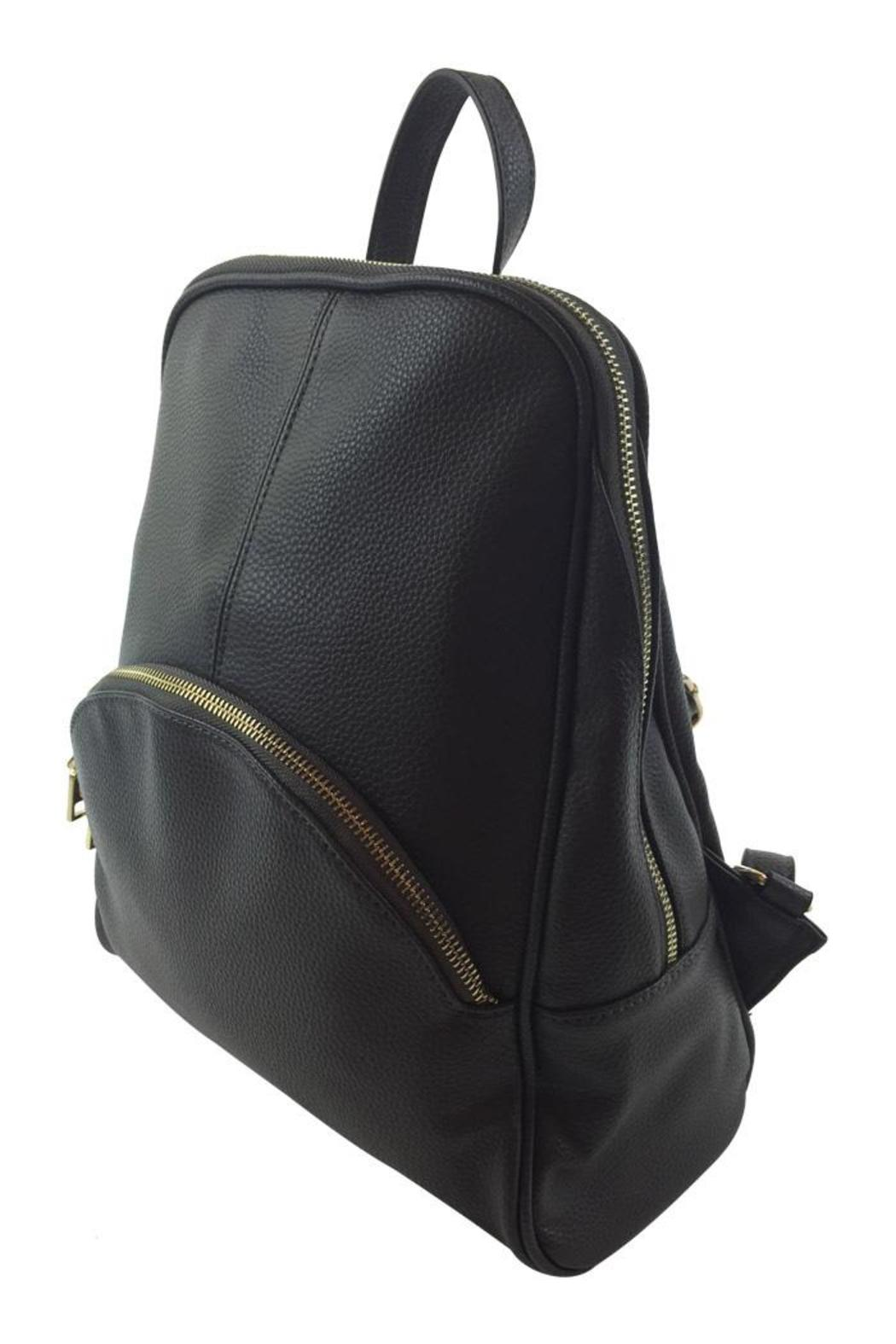 FaFa-Montreal Christine-Vegan Leather Backpack from Montreal by ...