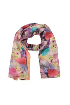 Shoptiques Product: Falling Leaves Scarf