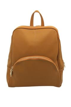 Shoptiques Product: Christine Vegan Leather Backpack