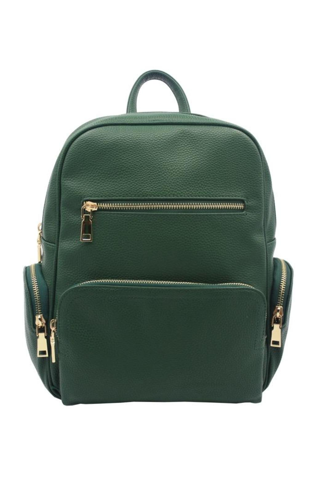 FaFa-Montreal Andy Vegan Leather Backpack from Montreal by FaFa ...