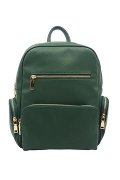 Shoptiques Product: Andy Vegan Leather Backpack