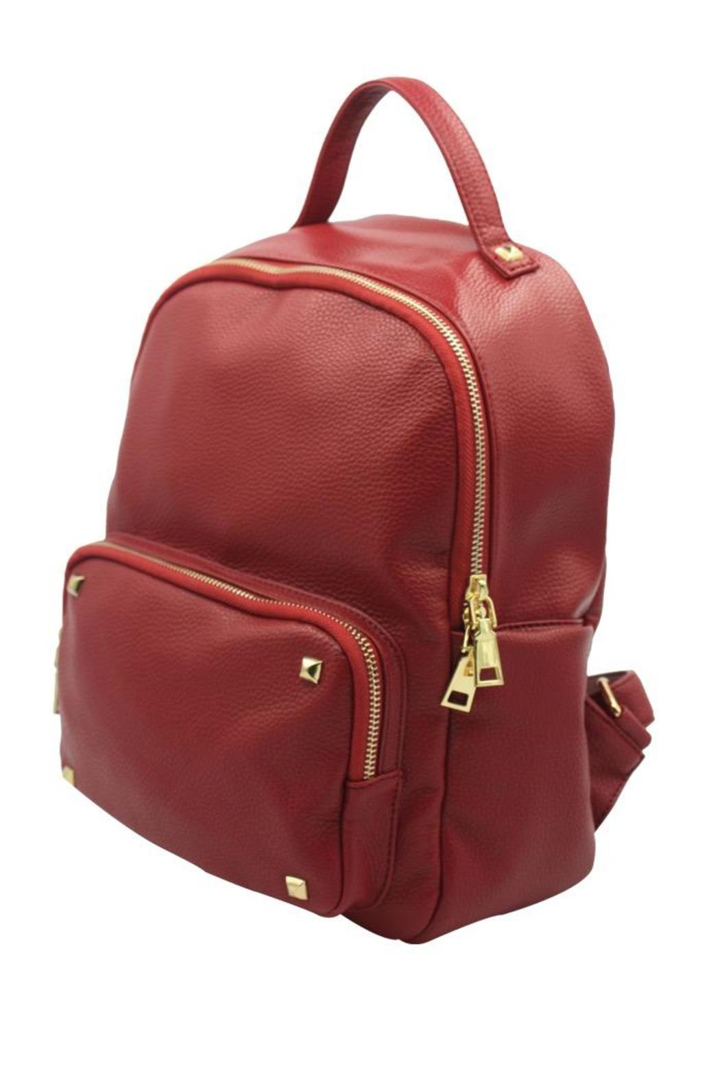 FaFa-Montreal Amily Vegan Leather Backpack from Montreal by FaFa ...