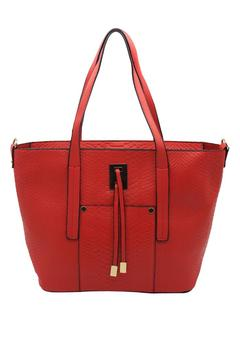 Shoptiques Product: Theresa Vegan Leather Tote