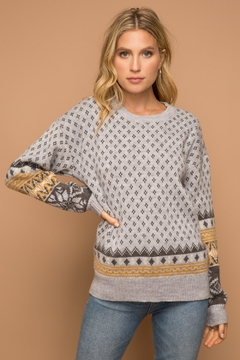 dress forum Fair Isle Sweater - Product List Image