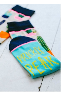 Shoptiques Product: Prickly Pear Socks