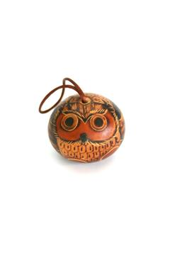Fair & Square Imports Gourd Owl - Product List Image