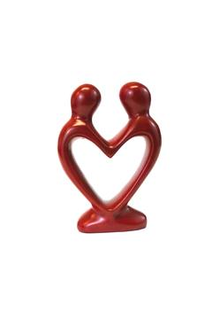 Shoptiques Product: Soapstone Lovers Heart