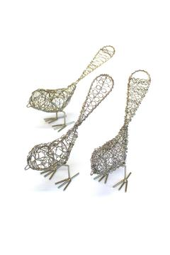 Shoptiques Product: Wire Birdies Set