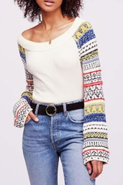 Free People Fairground Thermal - Product Mini Image