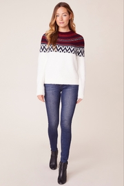 BB Dakota Fairisle Sweater - Product Mini Image