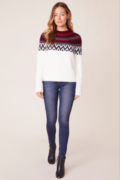 BB Dakota Fairisle Sweater - Product List Image