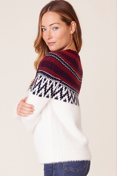 BB Dakota Fairisle Sweater - Alternate List Image