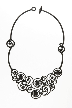 Shoptiques Product: Fairtrade Spiral Necklace