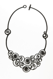 Batucada Fairtrade Spiral Necklace - Product Mini Image
