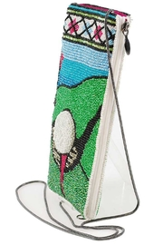 Mary Frances Fairway Golf Phone-Bag - Back cropped