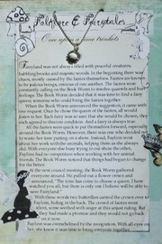 folklore & fairytales Fairy crown storybook necklace - Side cropped