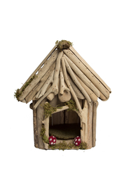 Papoose Toys Fairy House Set - Front full body